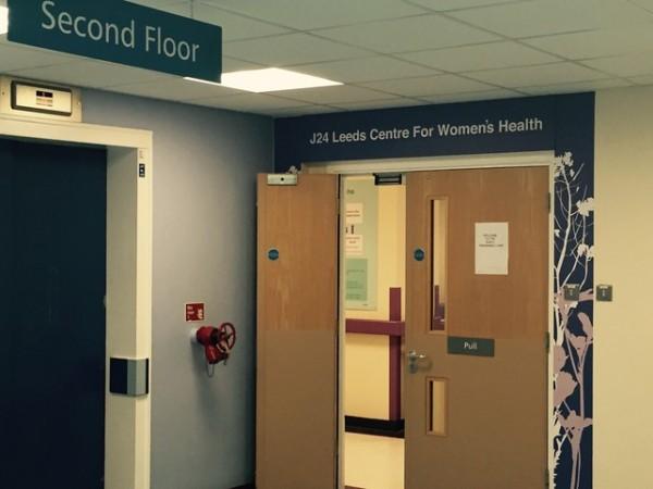 Sexual health clinic leeds hospital nhs